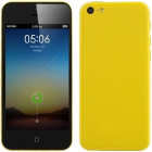 iPhone i5C (MTK 6572) yellow ©