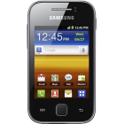 Samsung S5360 metallic gray