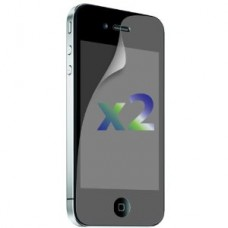 Защитная пленка iPhone 4G Screen Guard 2PC Matte